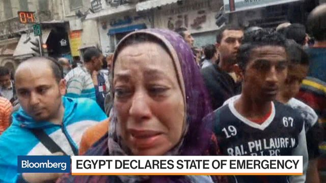 'Bear the Pain,' Egyptians Told, as Emergency Measures Declared