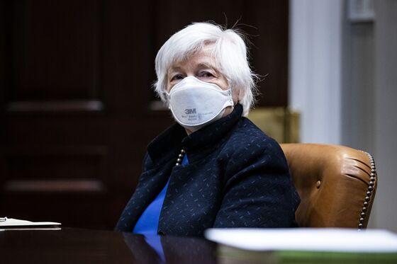 Yellen Tells Faith Leaders Poor Nations Need Help on Covid-19