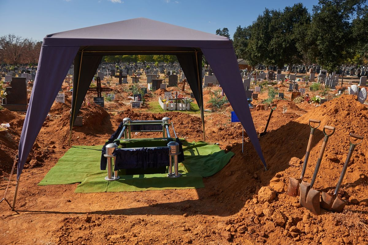 End-of-Life Insurance Sweeping Across Africa's Pandemic ...