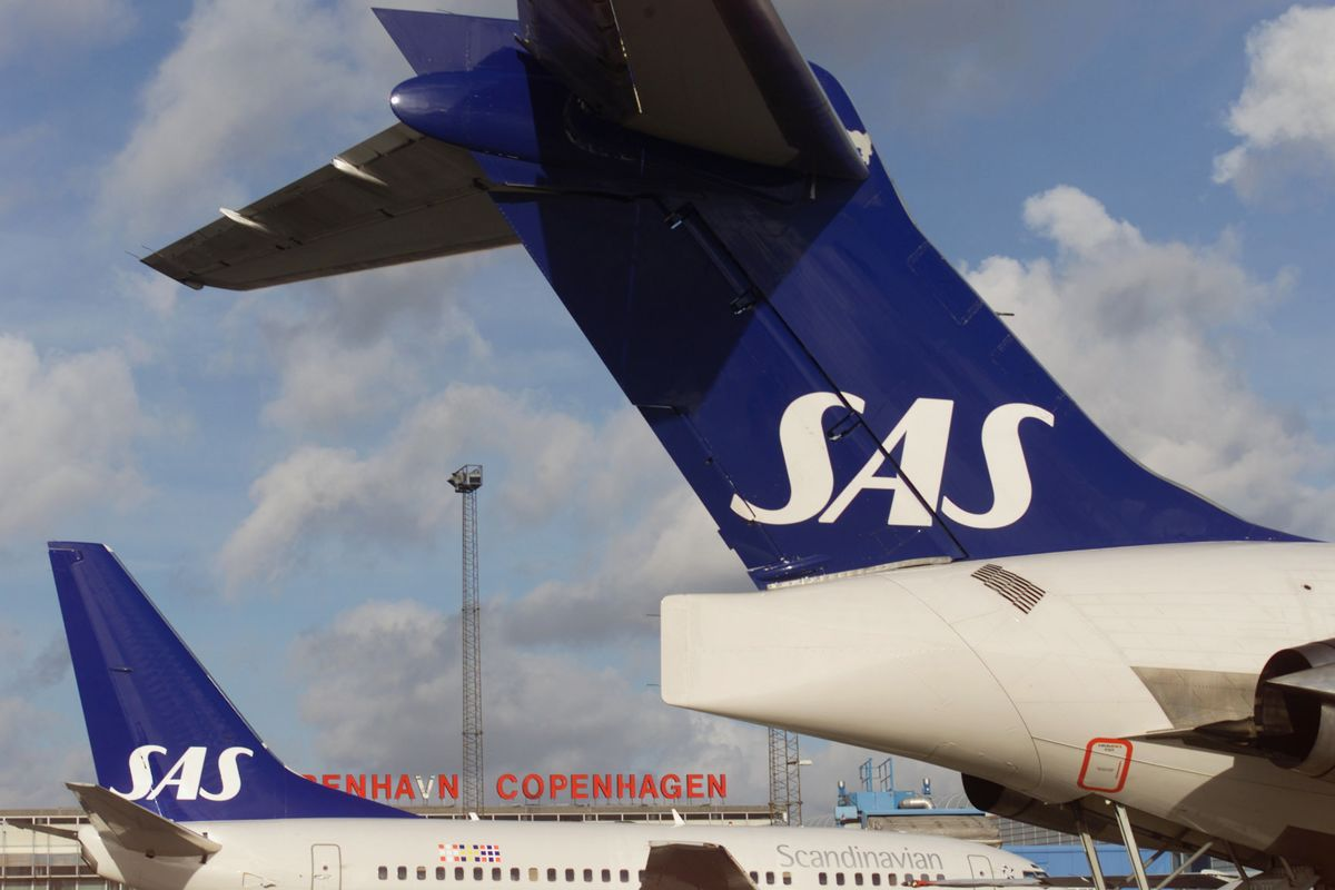 SAS Cancels Hundreds of Flights After Pilots Strike
