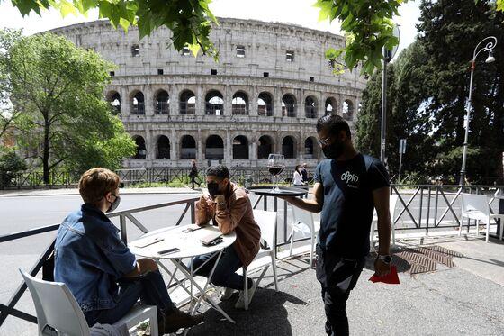 From Parisian Cafes to Roman Gelato, Europe Is Finally Reawakening