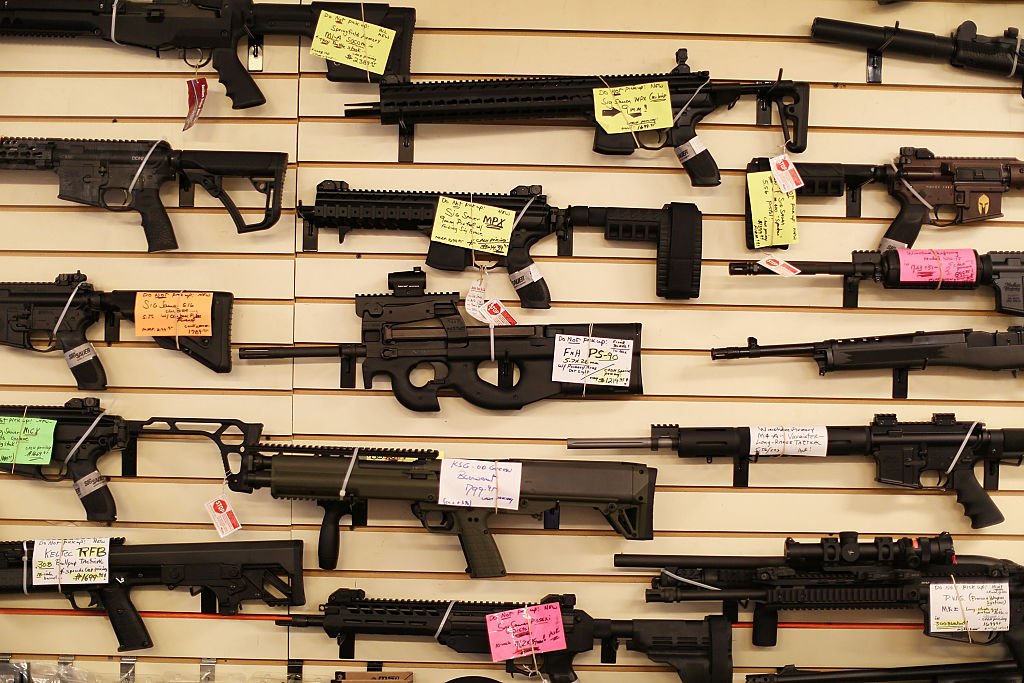 Investors With $4.8 Trillion Push Firearms Industry for Reform
