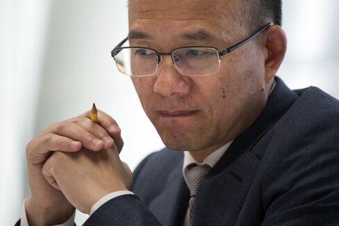 Fosun Group Chief Executive Officer Guo Guangchang