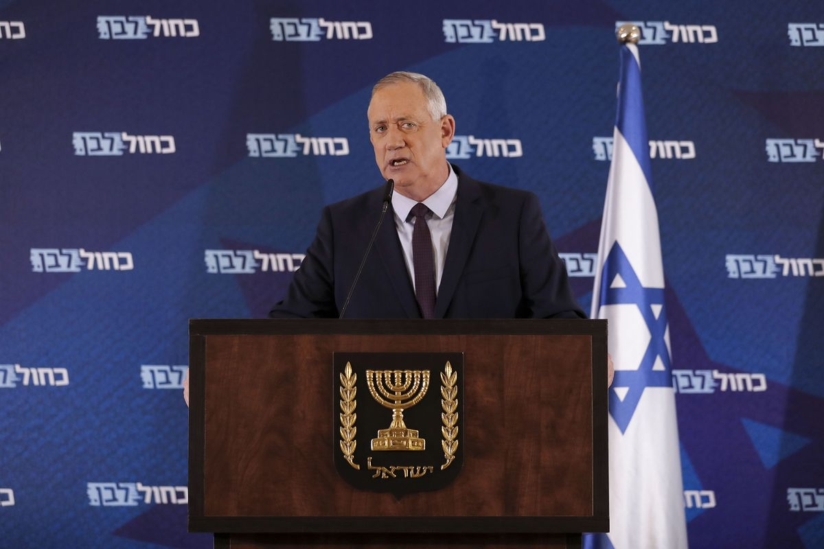 Israel's Gantz May Need Extension on Mandate to Form Government