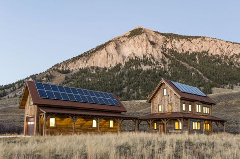 1021 McCormick Ranch Rd. in Crested Butte, Colo.