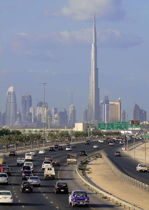 Dubai Shares Drop Most Since February
