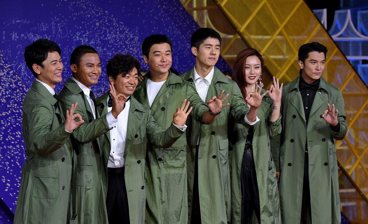 China's Blockbuster Lineup Signals Tough Year for Hollywood