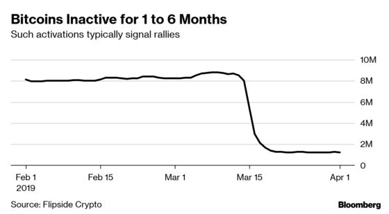 Bitcoin Guppies Were Stirring Even Before This Week's Surge