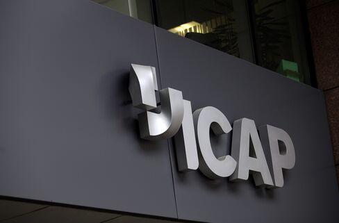 ICAP Says First-Quarter Revenue Rises 2% on Volatility Increase