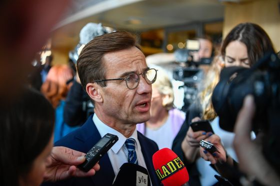 Sweden's Opposition Leader's Plan Rejected by Coalition Partners