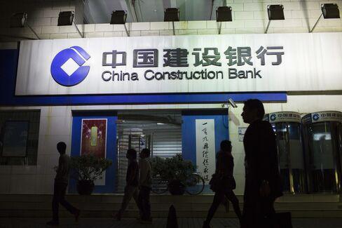 Construction Bank Branch