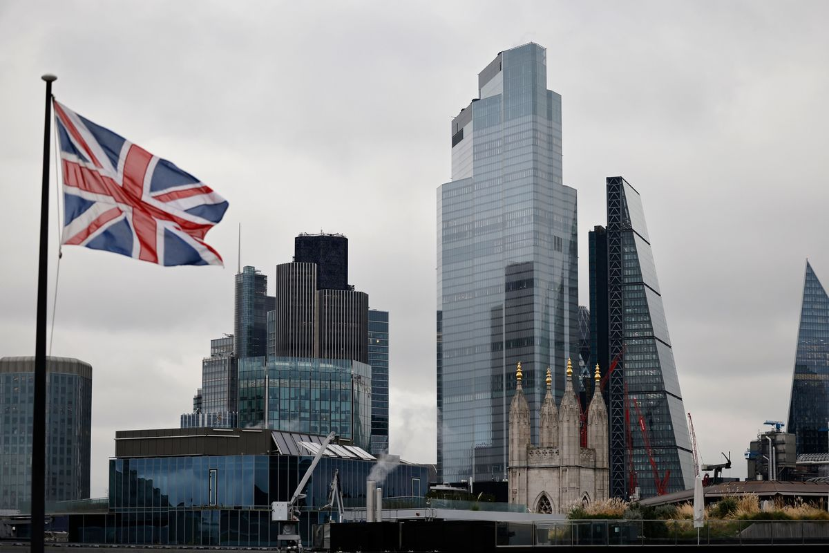 bloomberg.com - Marcus Ashworth - The City of London's Supremacy Goes Very Deep