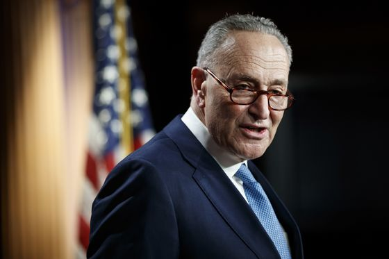 Schumer Faces Impatient Left, Divided Right in New Senate Role