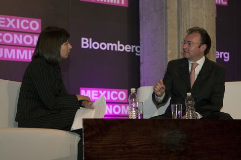 The Bloomberg Mexico Summit