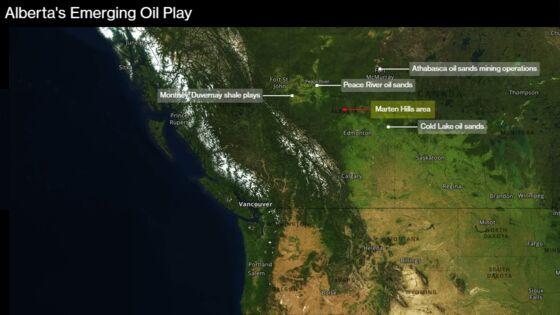 Oil Drillers in Fledgling Alberta Play Shrug Off Glut, Curbs