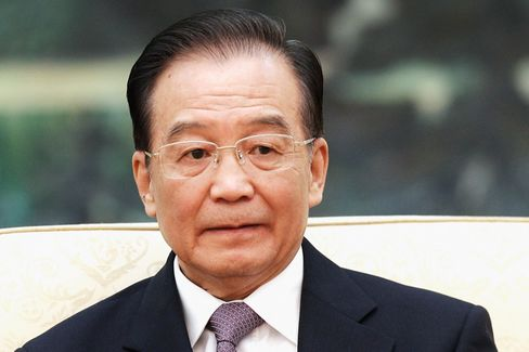 Chinese Premier Wen Jiabao Talks Like a Bold Reformer