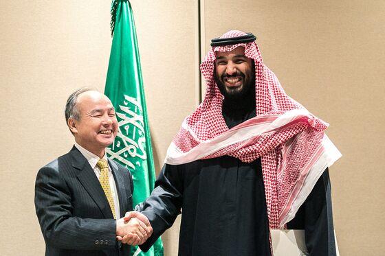 SoftBank Is Planning a $1.2 Billion Solar Plant in Saudi Arabia