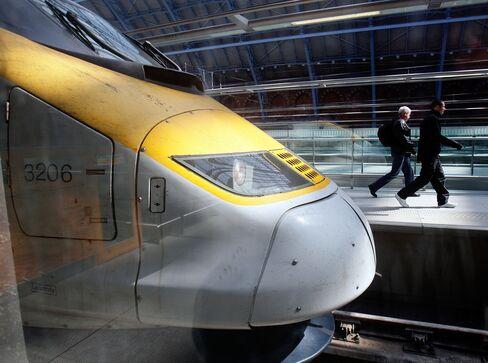 Eurostar to Buy Siemens Trains, Bid to Counter Deutsche Bahn