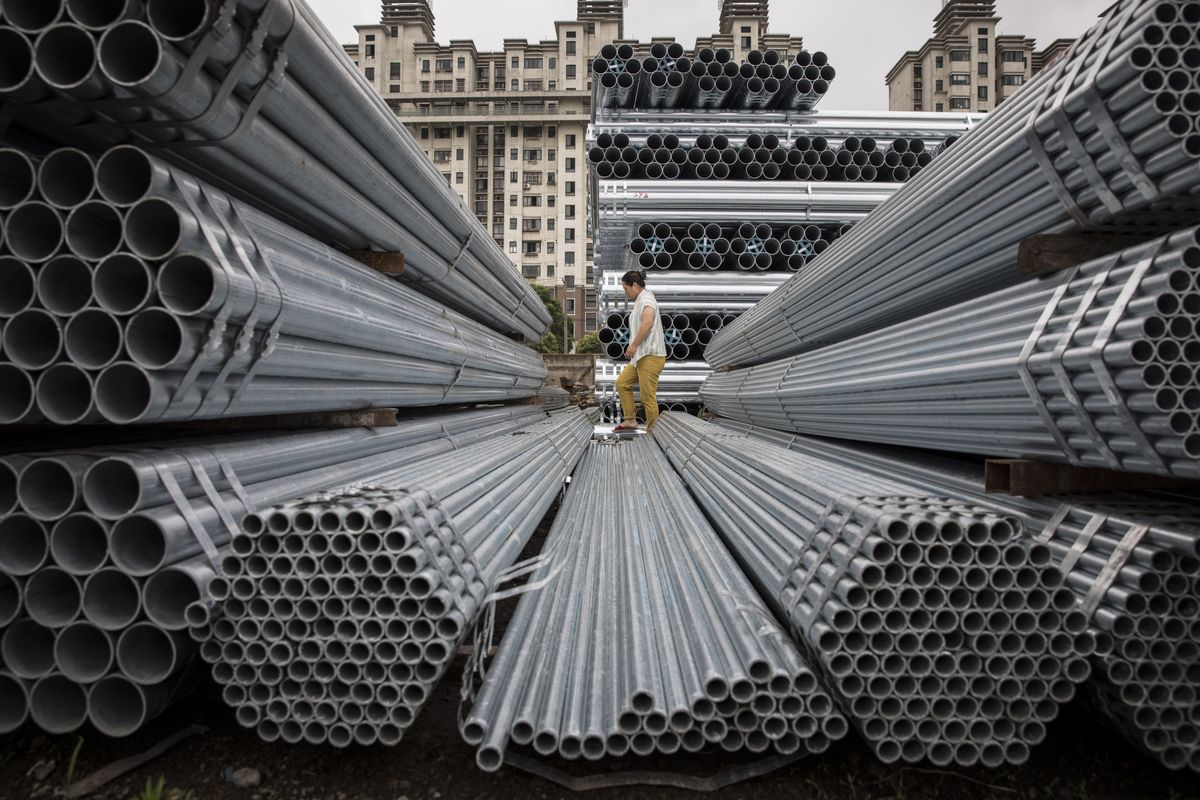 EU Widens Tariff Threat on Steel From China, Taiwan, Indonesia