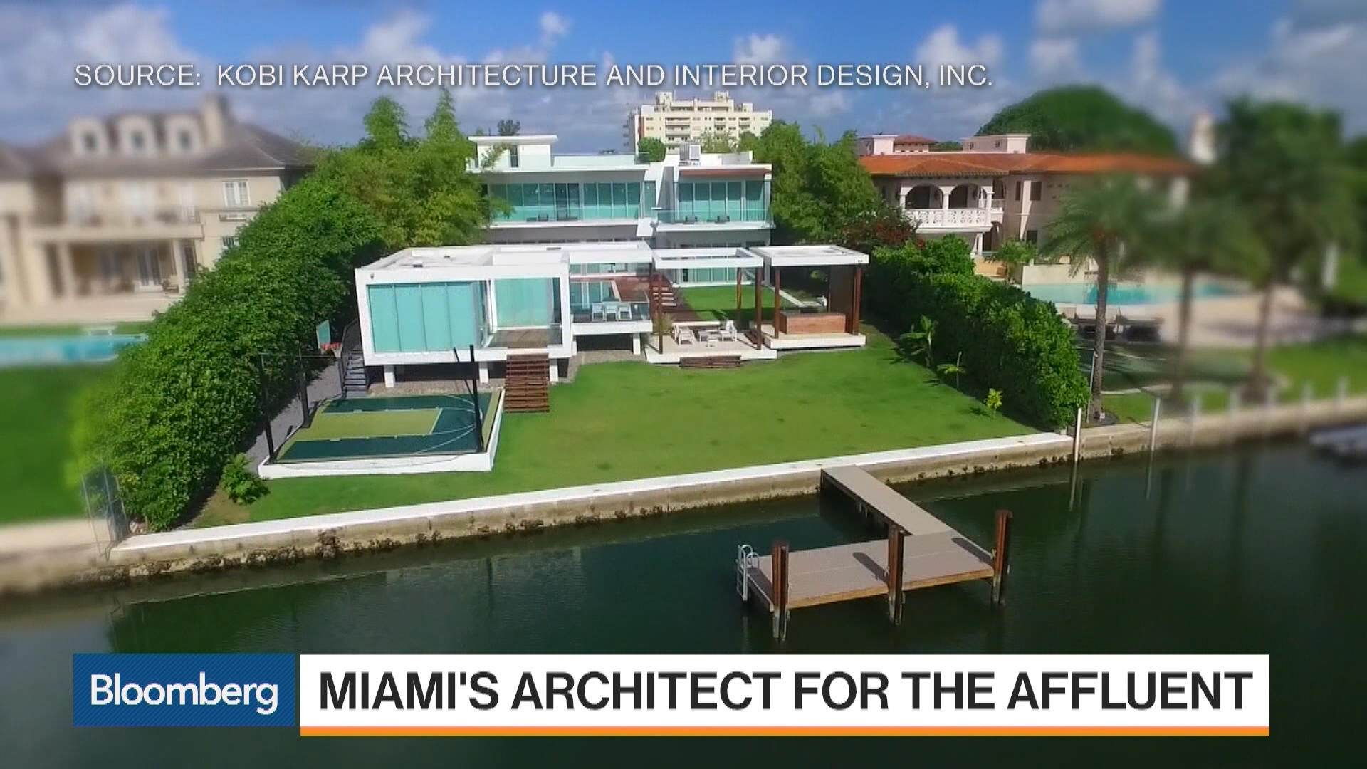 Miami S Richest Home Owners All Want These Over The Top Amenities Bloomberg