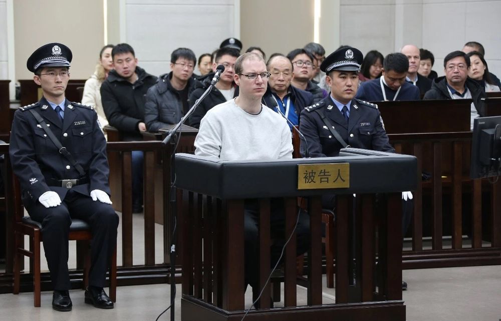 U.S. Calls Canadian's Death Sentence in China 'Politically Motivated'