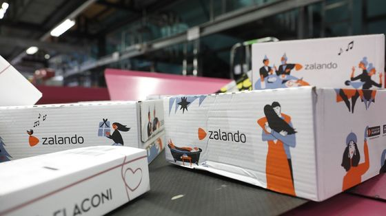 Zalando Takes on Richemont in Bid to Enter Online Luxury