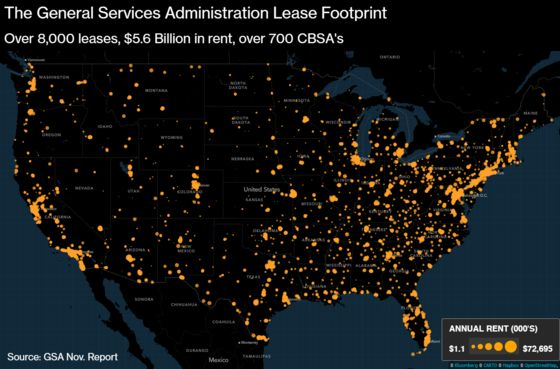 This Map Shows the Widespread Impact of the U.S. Government Shutdown