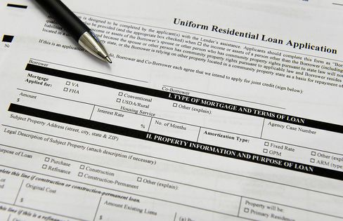 Mortgage Delinquencies in U.S. Rise for the First Time in a Year