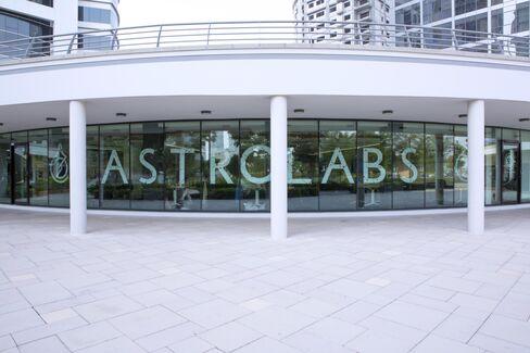 AstroLabs exterior in Dubai.