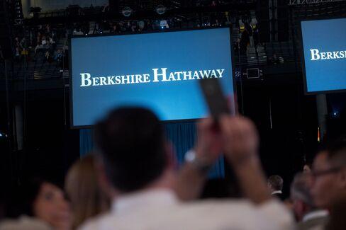 Berkshire Hathaway Shareholders Meeting