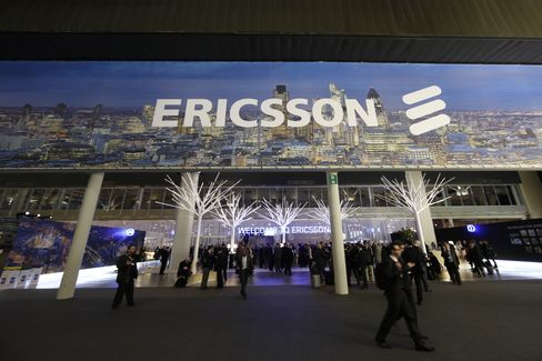 Ericsson at Mobile World Congress 2013