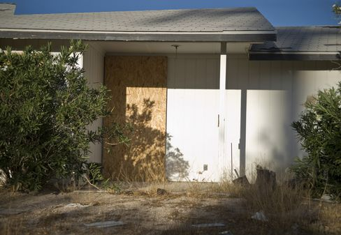 Foreclosed Home in Las Vegas