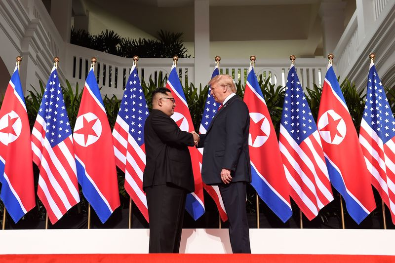Eίναι όντως καλύτερα τα πράγματα στις σχέσεις ΗΠΑ-Βόρειας Κορέας;