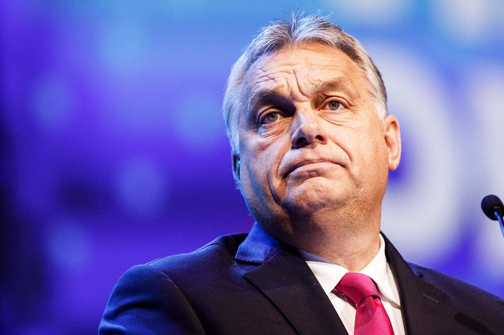 Hungary's Orban Suspended From EU's Biggest Political Family