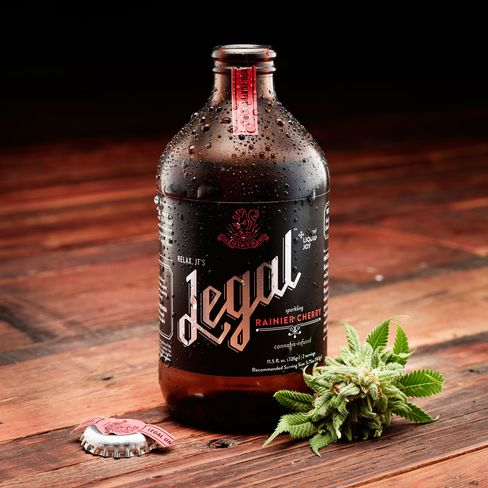 """Waggishly named """"Legal,"""" Mirth Provisions' weed-infused cold-brew coffee is the ultimate wake and bake."""