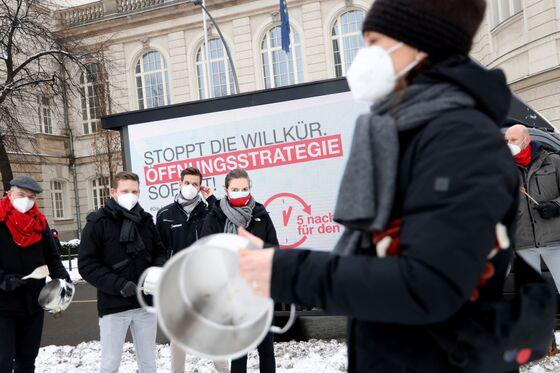 German Businesses Have Had Enough of Merkel's Go-Slow Virus Opening