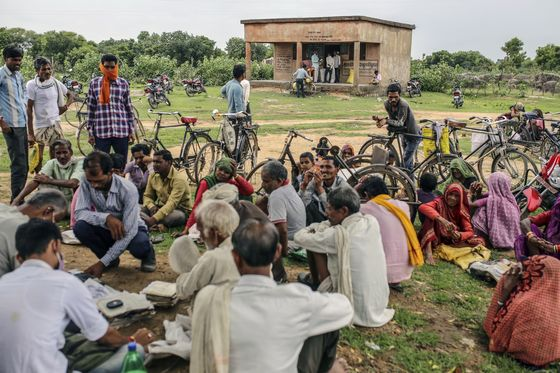 Modi's Fight With Farmers Is aPivotal Moment in India's Growth
