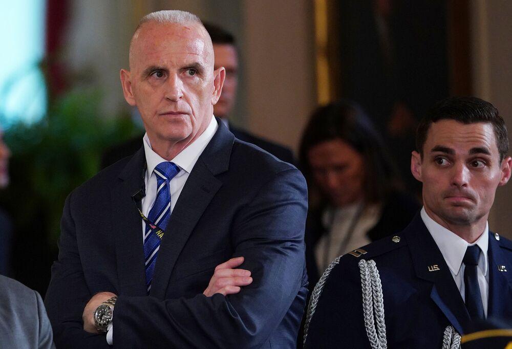 Key Trump Aide's Departure Rattles President's Allies