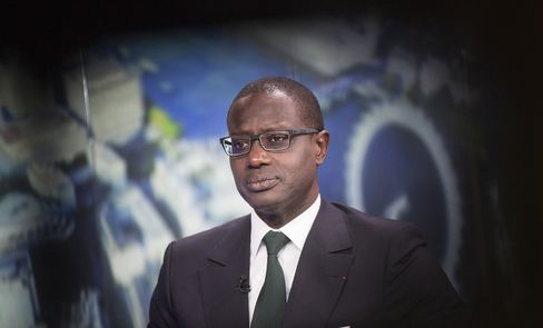 Prudential Chief Executive Officer Tidjane Thiam