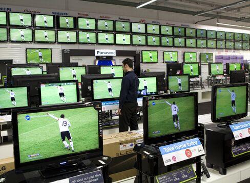 Trading floor TVs help prevent soccer sick notes