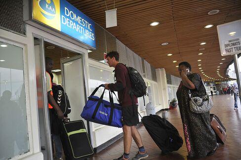 Kenya Resumes International Flights After Fire Shut Main Airport