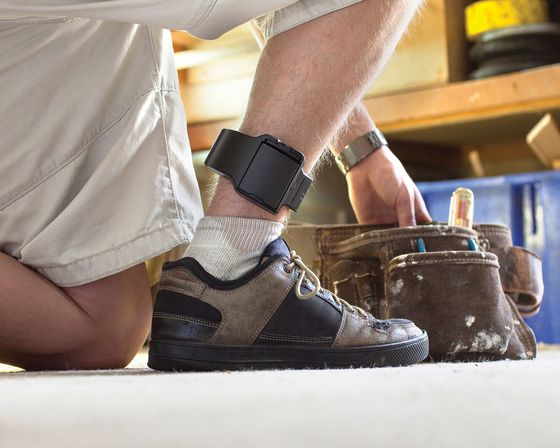 A Bigger Market for Electronic Ankle Monitors