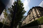 Views Of Bank Of Japan Headquarters As The Central Bank Starts Two Days Of Policy Meetings