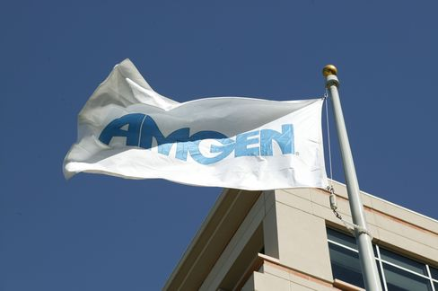 Amgen Said to Study Takeover Offer