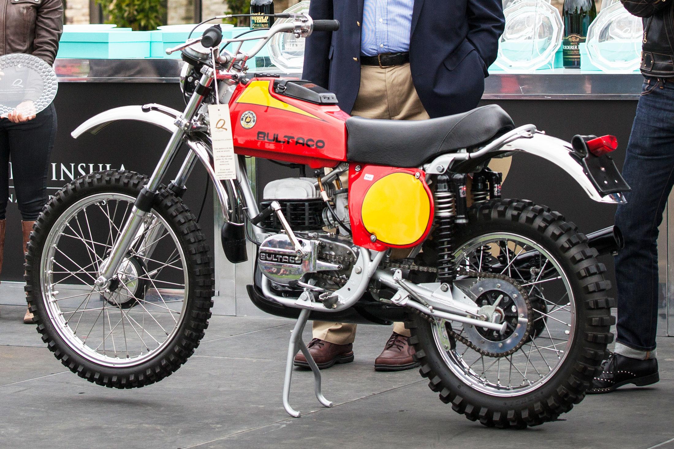 Bultaco Fontera