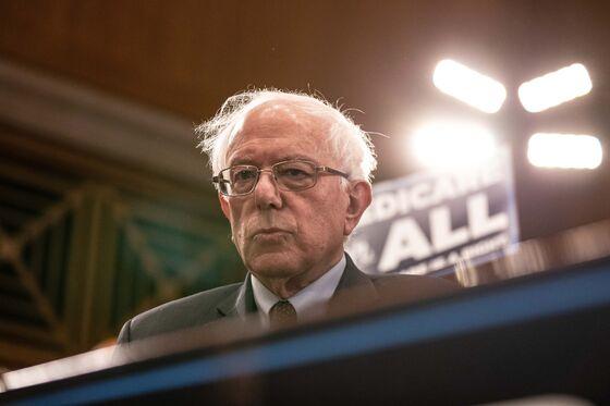 Sanders Warns That Talk of Trump Impeachment Risks Party Agenda