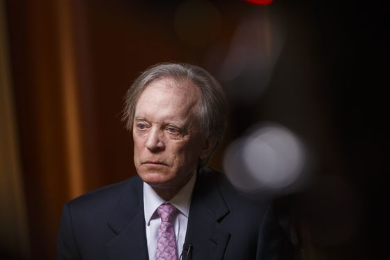 Bill Gross's Losses Mounted in First Half After Loading Up on Futures