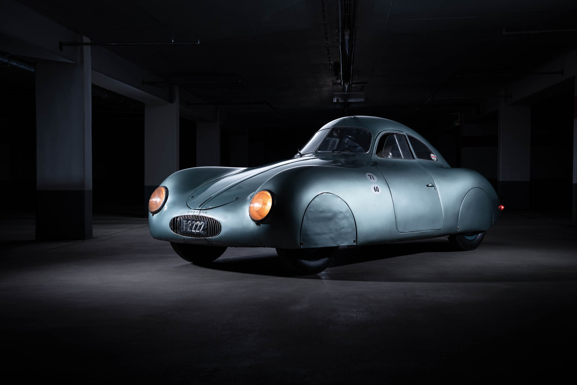 Where Is Porsche Made >> Type 64 Nazi Car By Porsche Fails To Sell Amid Auction