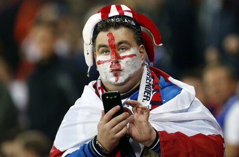 England Soccer Fan