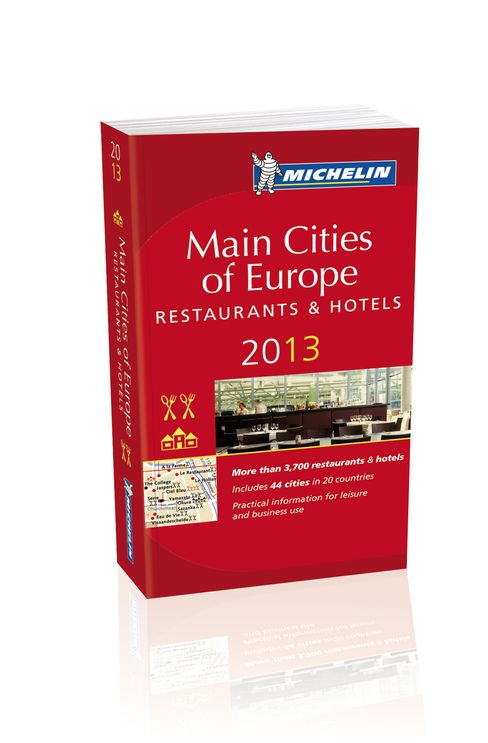 'Michelin Main Cities of Europe 2013'